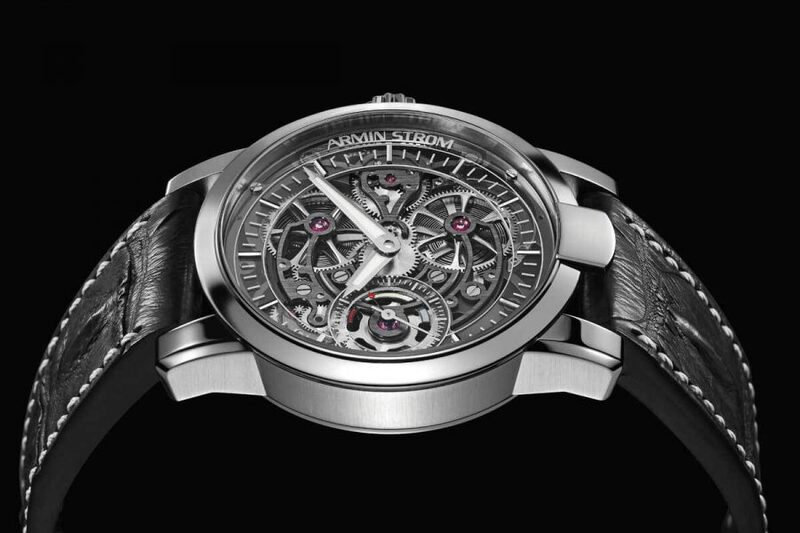 Armin Strom Skeleton Pure – Unique Piece for Only Watch 2015