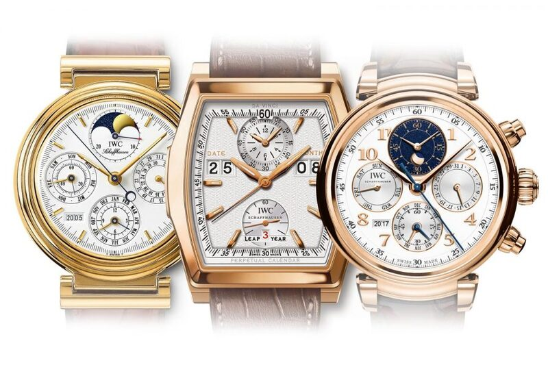 Eventful, Innovative, Sometimes Unloved, Sometimes Iconic… The History Of The IWC Da Vinci