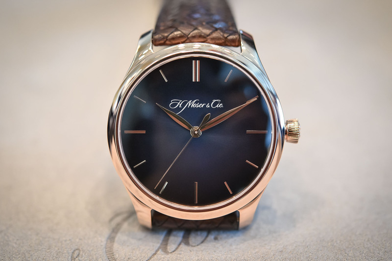 Hands-On – H. Moser & Cie. Endeavour Centre Seconds Automatic – When Simplicity Becomes Essential