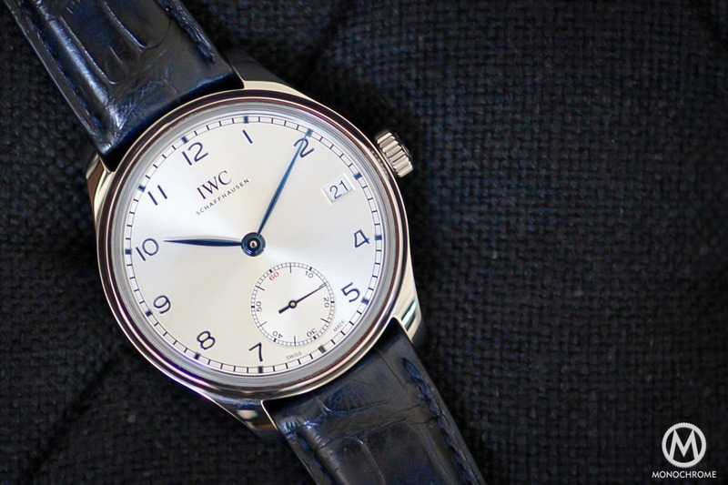 Hands-On with the IWC Portugieser Hand-Wound Eight Days 'BFI London Film Festival 2015' Limited Edition