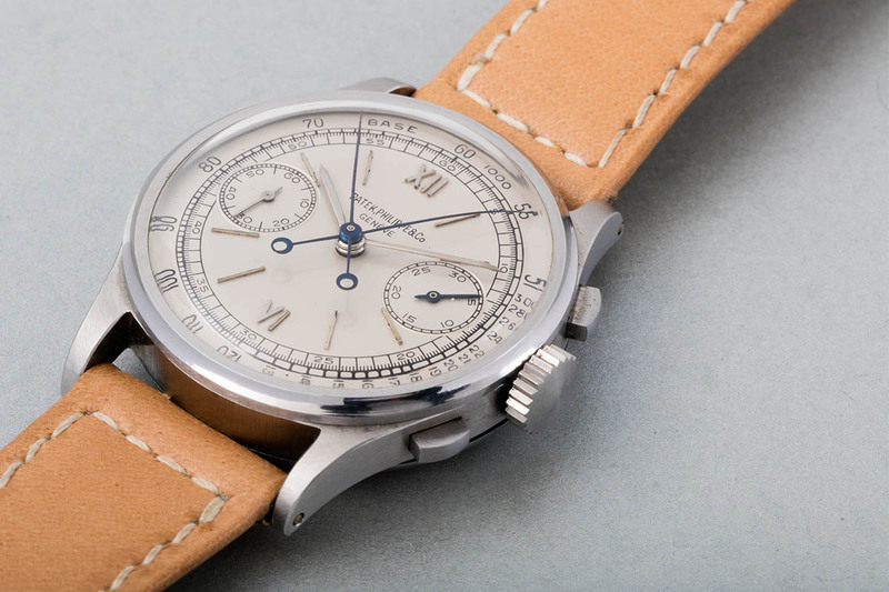 Highlights from the Geneva Phillips Watch Auction Two – Including another crazy Steel Patek Philippe Split Chronograph and a real James Bond Rolex Submariner