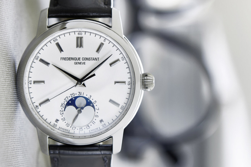 Introducing the Frederique Constant Classic Manufacture Moonphase (specs & price)