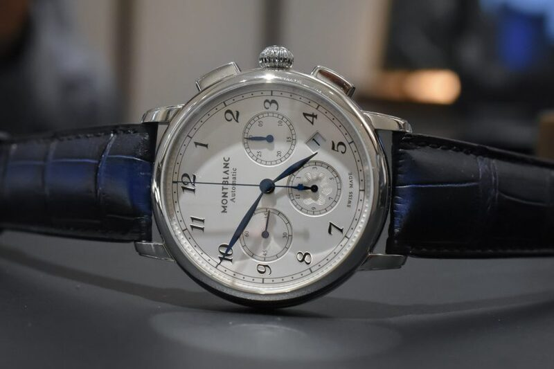 Pre-SIHH 2018 – Hands-On With with the Montblanc Star Legacy Automatic Chronograph
