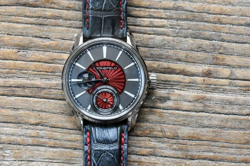 Review – Grönefeld 1941 Remontoire with Bespoke Dial – Best Men's Watch at GPHG 2016