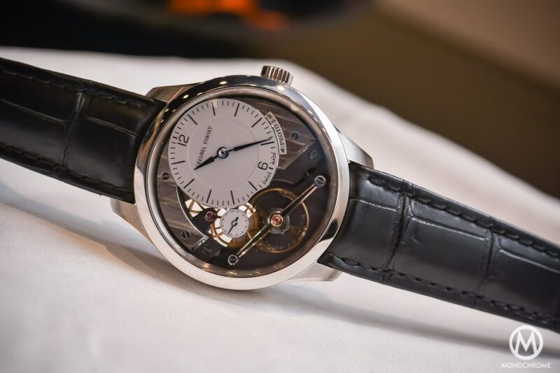 """SIHH 2016 – Thoughts about the Greubel Forsey Signature 1, the """"entry-level"""" proposition (Review with live photos & price)"""