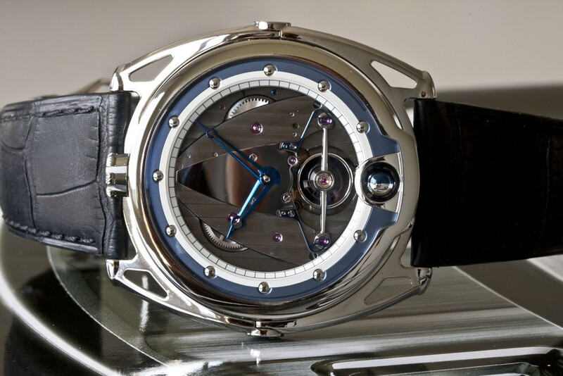The Collector's Series – Mr. WhatMakesMeTick and his De Bethune DB28