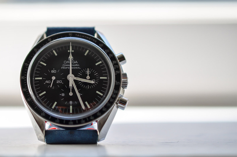 The Collector's Series – Our Associate Editor Brice shares his passion for the Omega Speedmaster Moonwatch