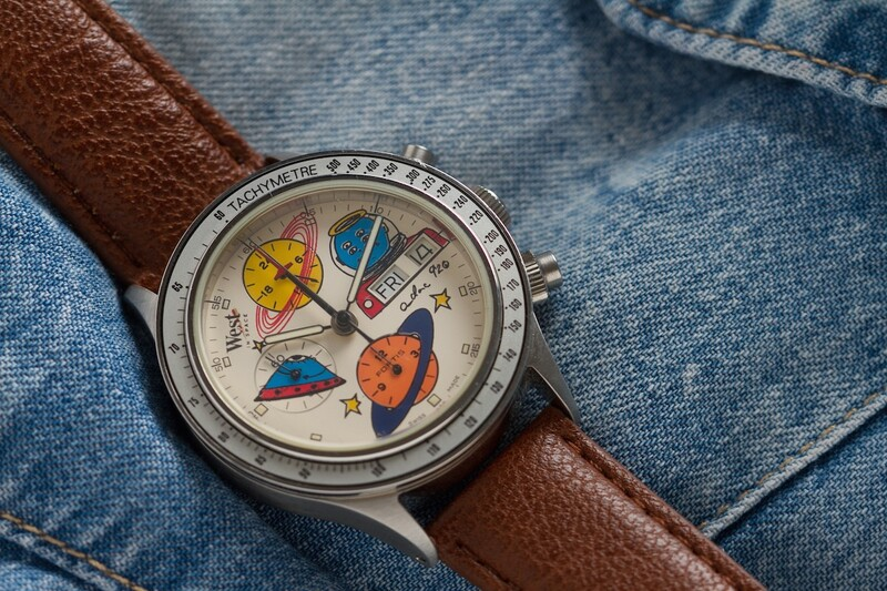 The Collector's Series – Why Dale has so much love for this funky Fortis Stratoliner Chronograph?