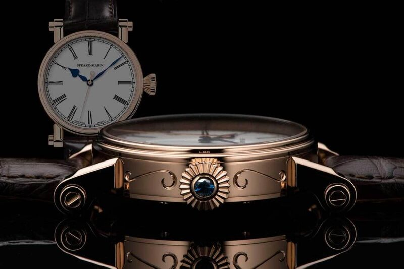 """Unique Speake-Marin Resilience """"One Art"""" for Only Watch 2015"""